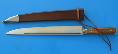 Scabbard for knive
