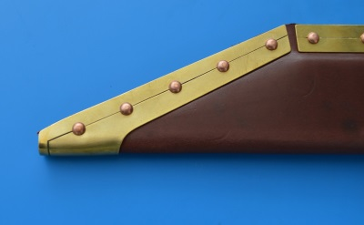 Scabard for sax