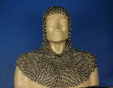 Chainmail cape