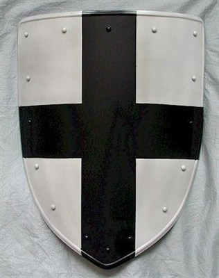 Coat of arms, black cross
